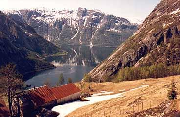 folkevandringstiden i norge
